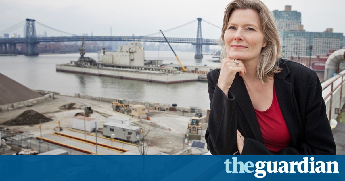 Jennifer Egan: 'I was never a hot, young writer. But then I had a quantum leap'