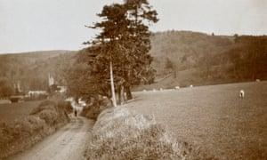 Crowcombe near Taunton, Somerset