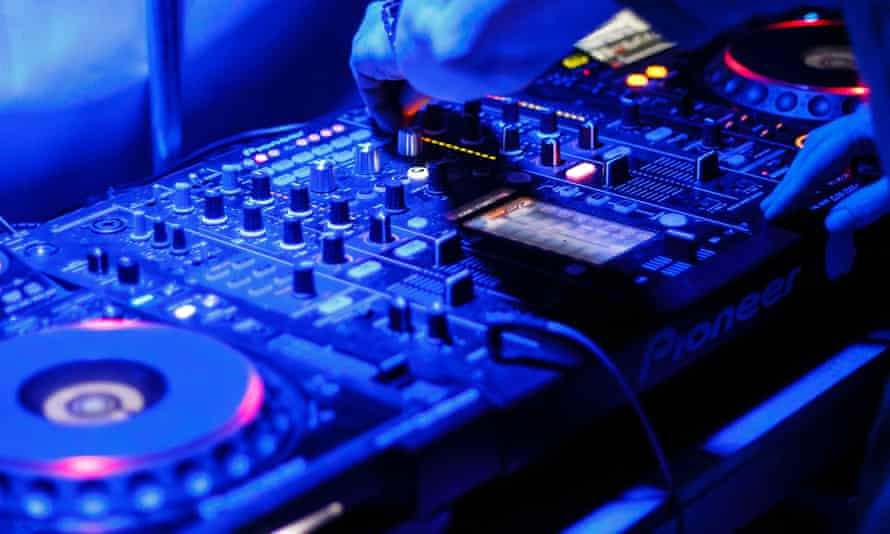 Everyday DJ … Your two-hour set means nothing, weakling.