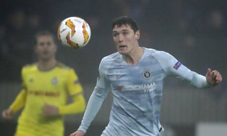 Chelsea accused of paying Andreas Christensen's father for work he did not do