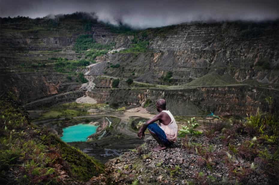 Panguna Mine, Papua New Guinea