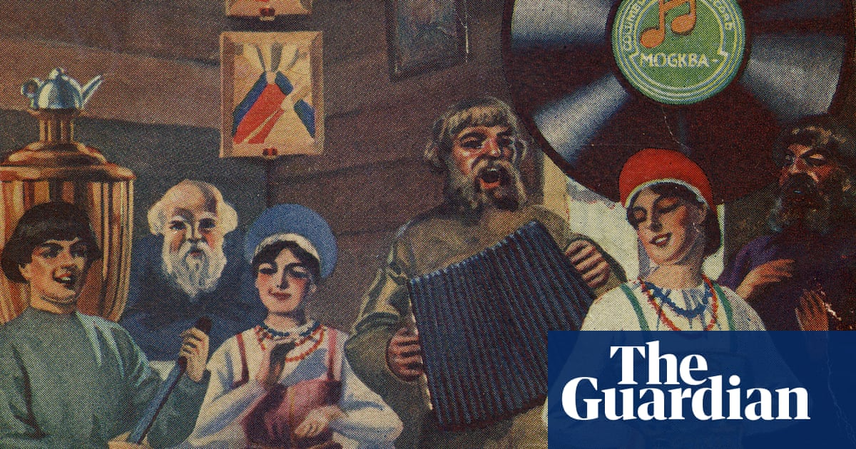 Kyrgyzstan ballads, Okinawan folk, Ugandan hymns … the album rewriting global music history