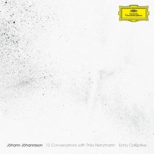 Jóhann Jóhannsson: 12 Conversations with Thilo Heinzmann album art work