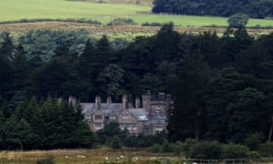 The new duke gets 23,500-acre Abbeystead estate in Lancashire.