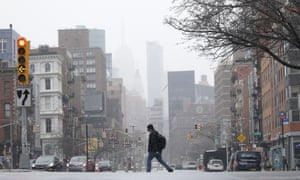 'Strong winds can lower the body temperature faster than it normally would in calm conditions, leading to a quicker onset of hypothermia,' the National Weather Service tweeted.