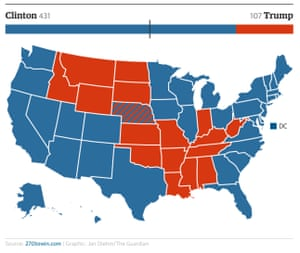 US presidential election: five scenarios that could play out this ...