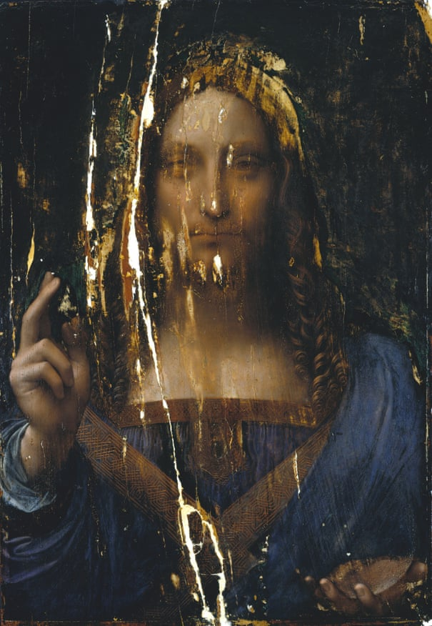 The Da Vinci mystery: why is his $450m masterpiece really