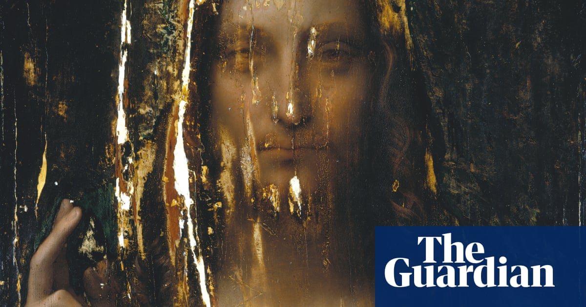 The Da Vinci mystery: why is his $450m masterpiece really being kept under wraps...