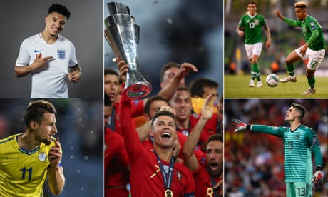 International men's football: talking points from the week's action