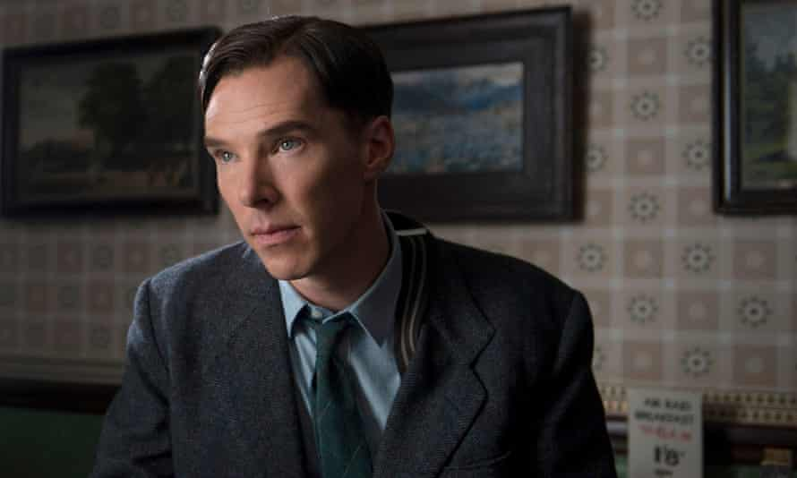 Benedict Cumberbatch in the 2014 Alan Turing biopic, The Imitation Game. Photograph: Allstar/Black Bear Pictures