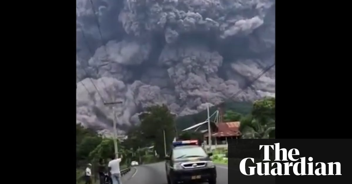 Guatemala volcano: at least 62 killed and 300 injured after Fuego erupts
