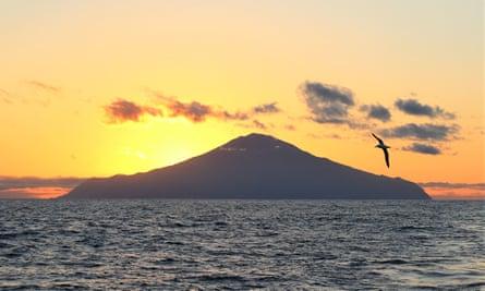 Tristan da Cunha marine sanctuary