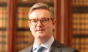 Sir Julian King, new European Commissioner