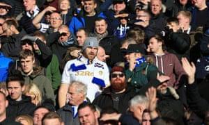 Leeds United fans