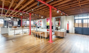 Homes For Sale In Warehouse Conversions In Pictures Money The Guardian