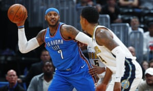 5f7381f16c45 Rockets prepare for tough Western Conference with signing of Carmelo Anthony