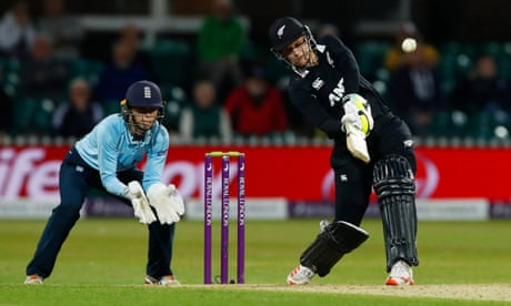 England v New Zealand: third women's ODI – as it happened