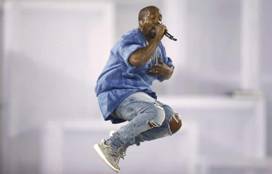 Kanye West: profound silliness.