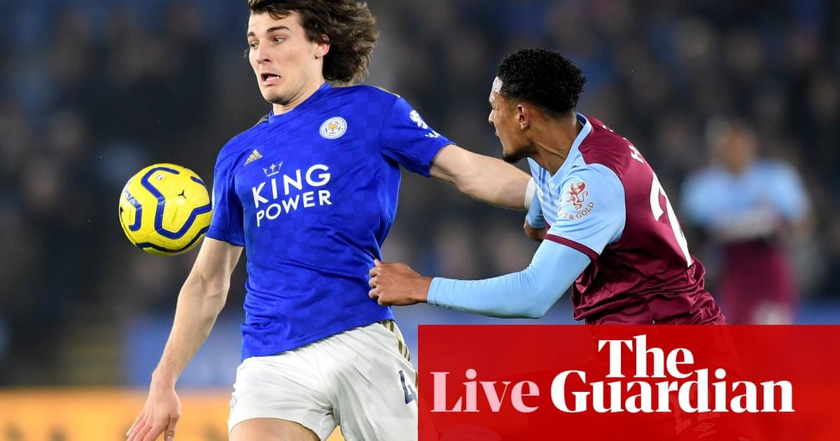 Leicester City v West Ham United: Premier League – live!
