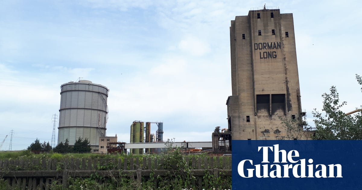 Dorman Long tower to be demolished as Nadine Dorries axes listed status