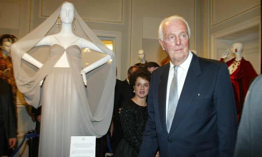 Hubert de Givenchy in 2002