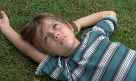 Modern classic … Richard Linklater's Boyhood.
