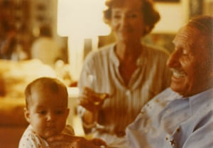 Sala and Bill with their granddaughter Hadley in the late 70s.
