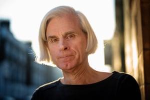 playwright Martin Crimp.