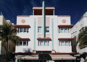 McAlpin Hotel, Miami, Florida, 1940