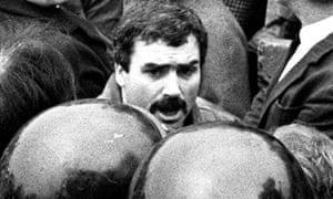 Freddie Scappaticci in 1987.
