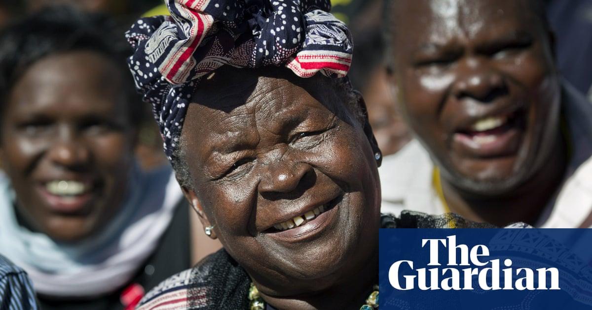 Barack Obama's 'beloved grandmother' dies in Kenya aged 99
