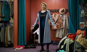 Jodie Whittaker in Doctor Who. Charlie Brooker has been asked to write an episode.