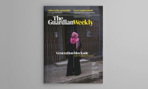 Guardian Weekly cover 15 March