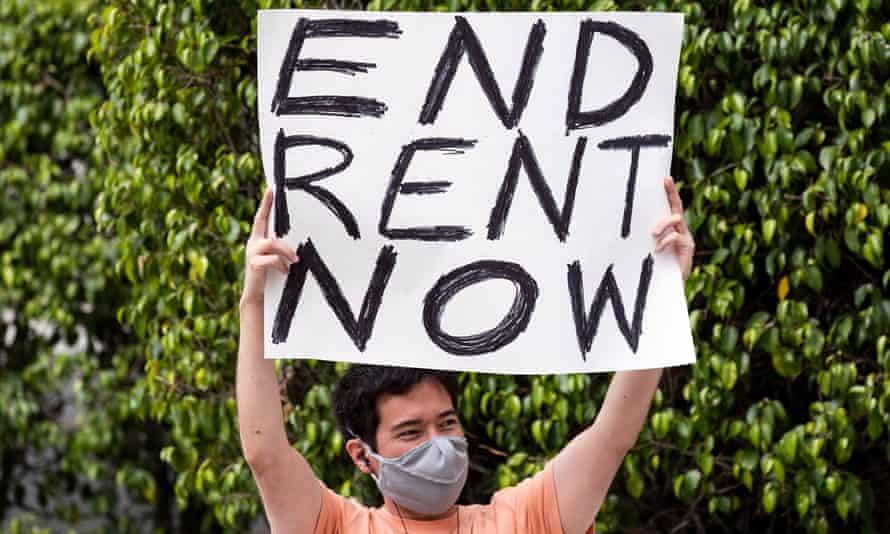 The protest on Friday is expected to represent the largest coordinated rent strike in America in decades.