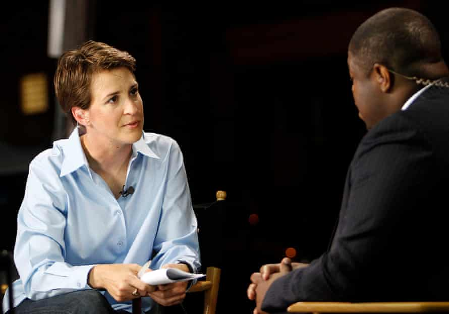 Rachel Maddow reports from New Orleans in 2010 on the city's recovery from Hurricane Katrina five years earlier