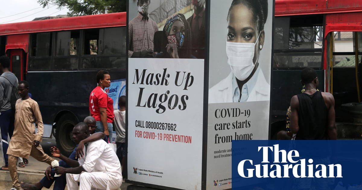 Nigeria survey suggests 23% of Lagos residents had Covid last year