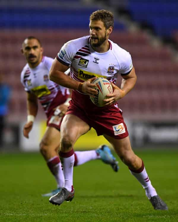 Wigan's Sean O'Loughlin said: 'Body-wise I've been aching for about five years and, mentally, now feels like the right time to do it and end on a high.'
