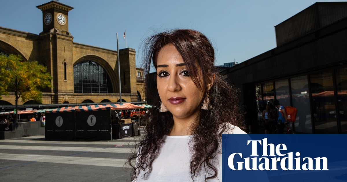 Sajda Mughal: The woman who survived 7/7 – quit her job and fights for a better world