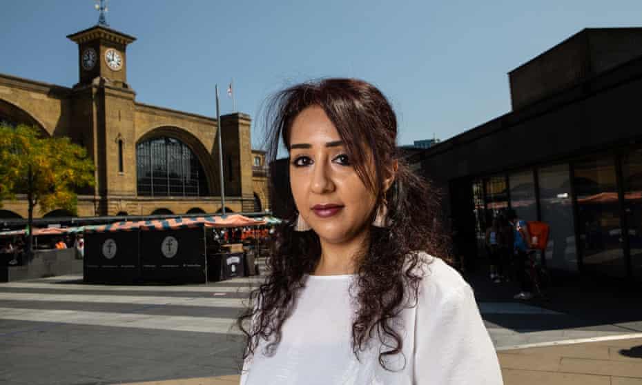 Sajda Mughal … 'People have been emboldened to be openly racist, openly Islamophobic.'