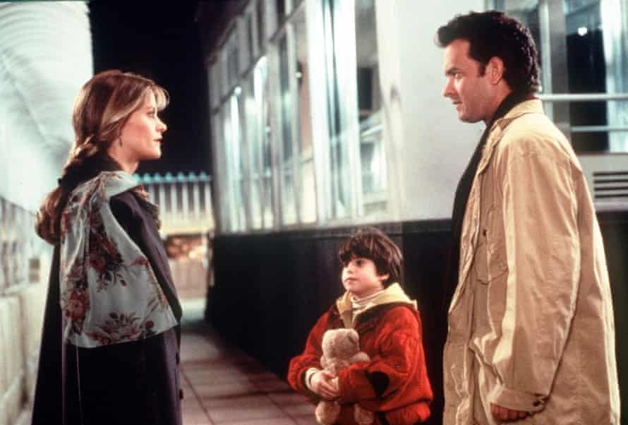 Sleepless in Seattle … Meg Ryan and Tom Hanks don't meet until an hour into the movie.