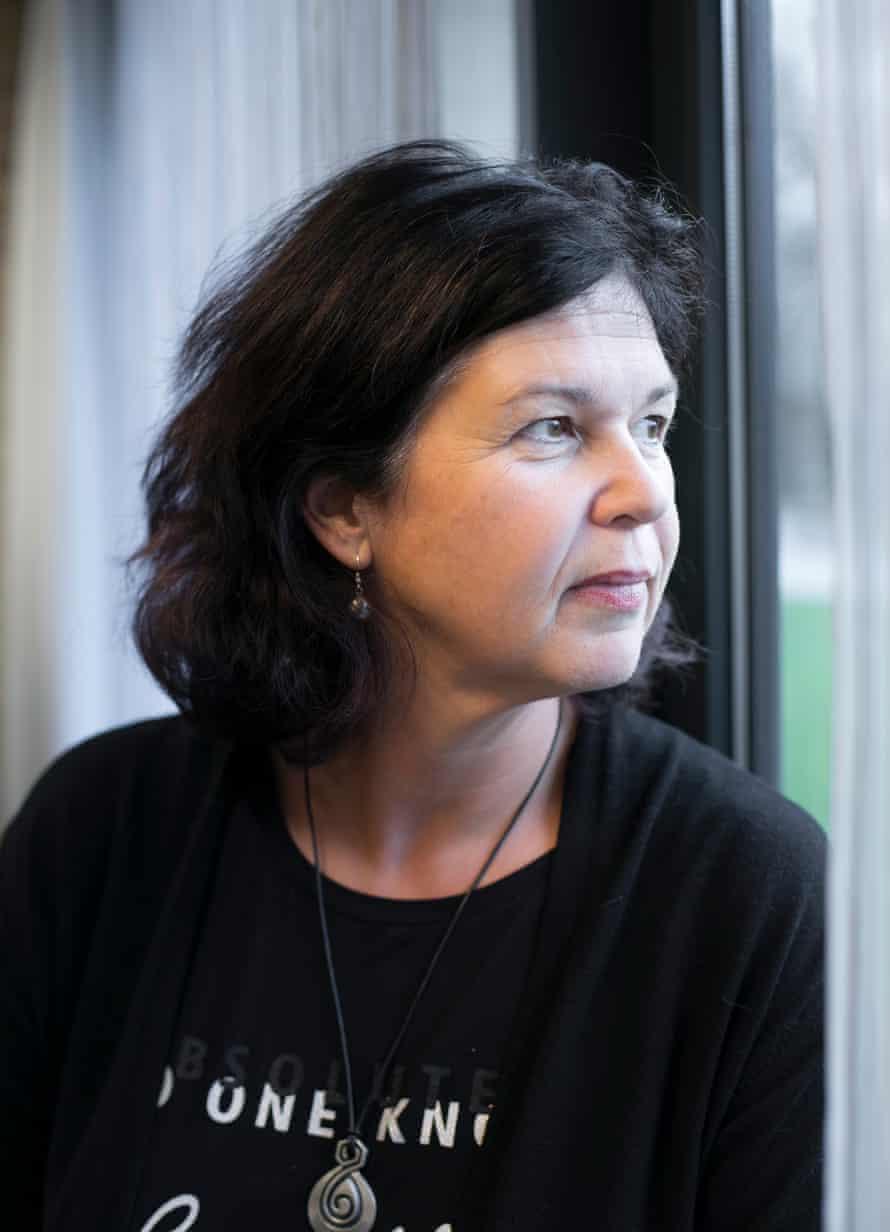 Marianne Heida, spokeswoman for the village of Urk