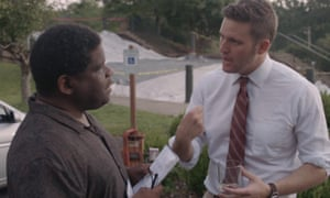 Gary Younge interviewing white supremacist Richard Spencer in 2017