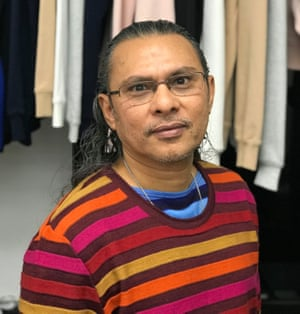 Shafiq Hassan, founder of Ninety Percent.