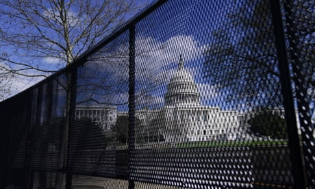 The approval for the fence is almost certain to be granted as security officials believe it remains the most efficient method to secure the Capitol.