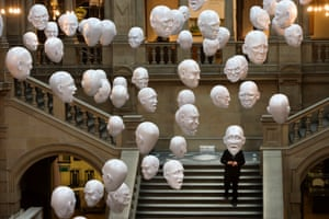 Expression installation, Kelvingrove Art Gallery and Museum