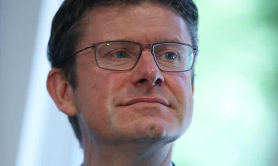 Greg Clark, the secretary of state for business, energy and industrial strategy.