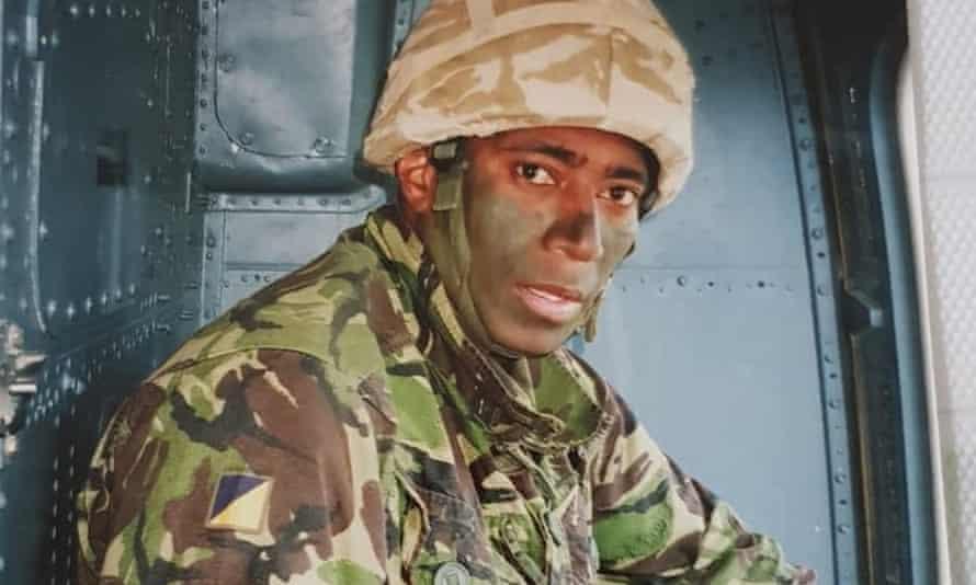 Taitusi Ratacaucau as a soldier