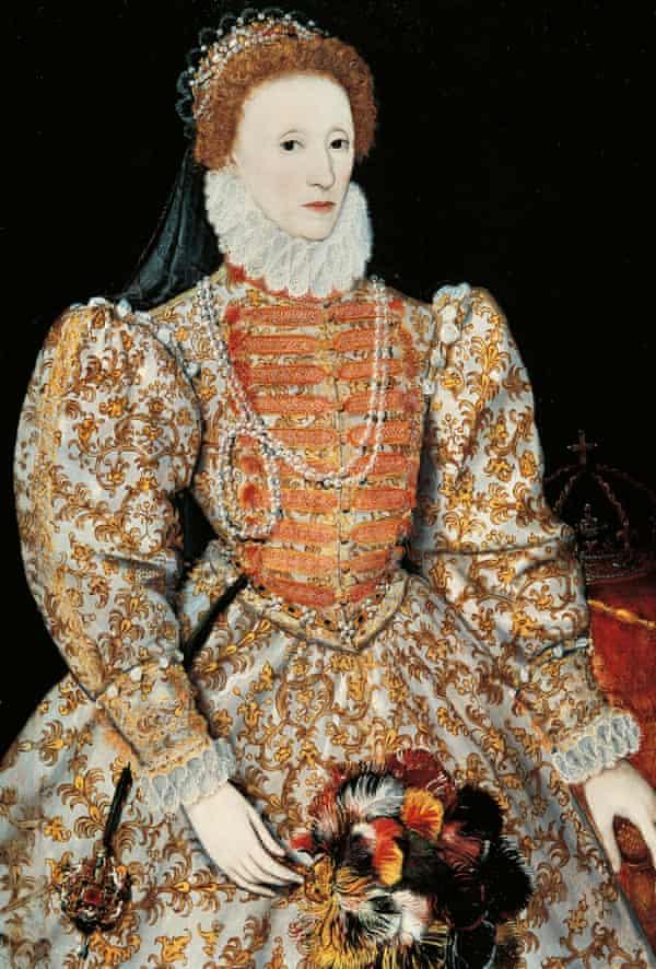 The Darnley portrait of Elizabeth I