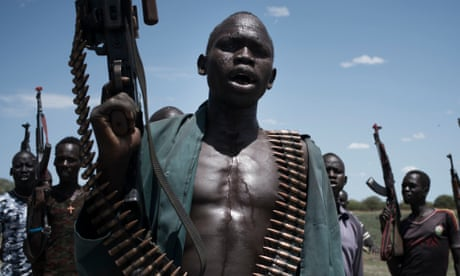 South Sudan's war: a relentless litany of almost unimaginable horrors