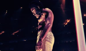 Childish Gambino review – rap's greatest showman is too good for goodbye